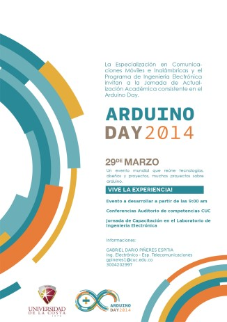 ArduinoDay [Flyer]