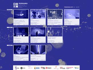Programación Festival Propaganda 2015